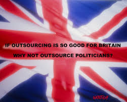 Outsource Politicians