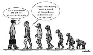 darwins-devolution-theory
