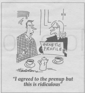 Faithful to their genes - The Times