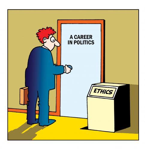 Image result for honest politician cartoon
