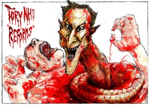 Jeremy-Hunt-NHS-alien-cartoon