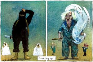 NHS cuts a la jihad