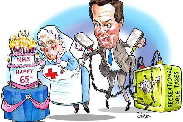Image result for nhs bully cartoon