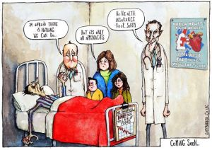 Jeremy-Hunt-David-Cameron-NHS-Tribune-cartoon