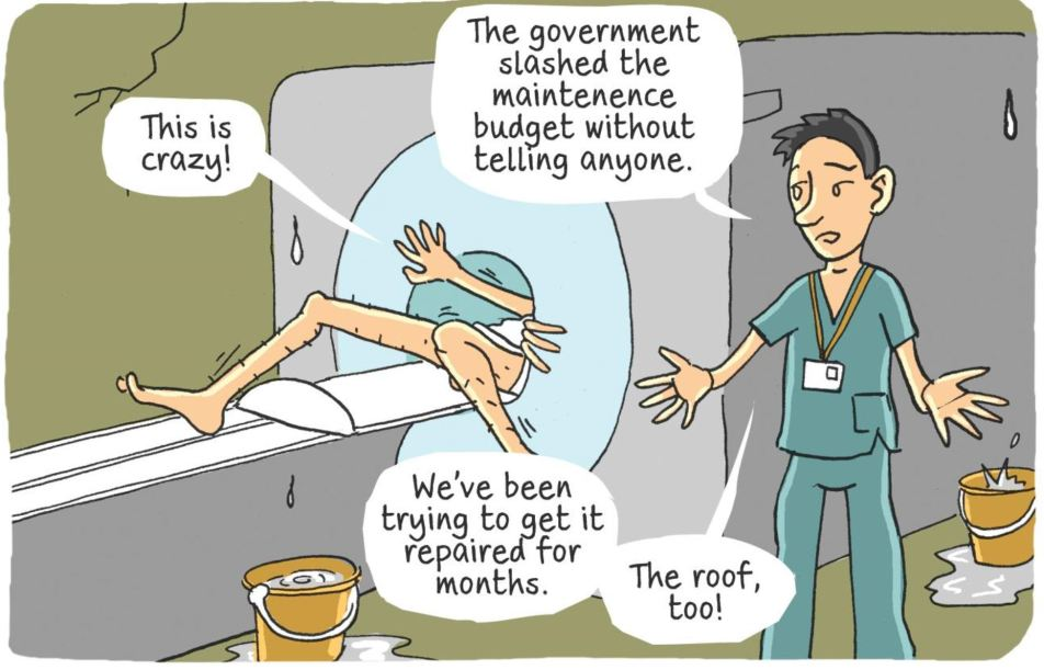 Image result for nhs cartoon