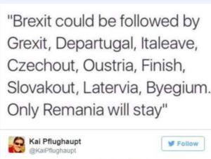 Other EU exits