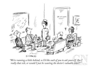 david-sipress-we-re-running-a-little-behind-so-i-d-like-each-of-you-to-ask-yourself-new-yorker-cartoon